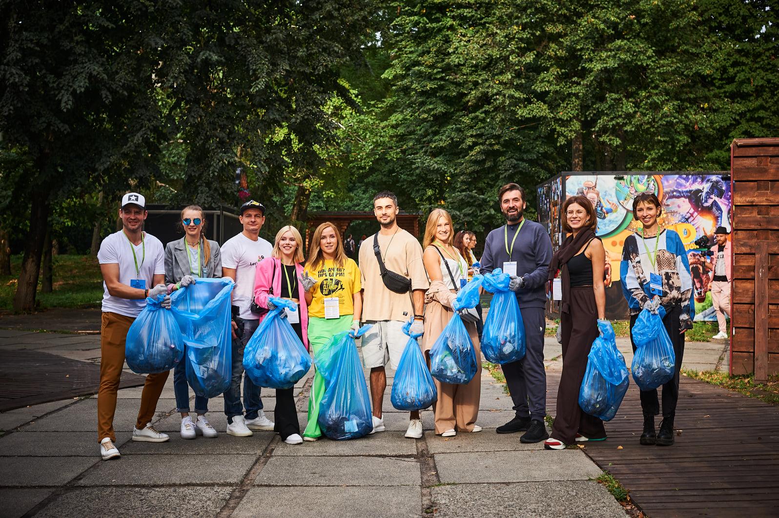 Україна долучається до World Cleanup Day