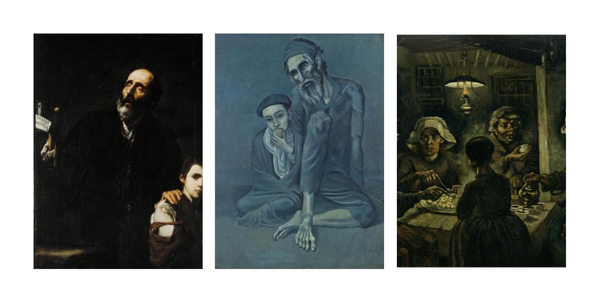Три картини про бідність